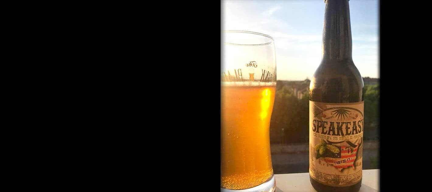 Cazededi bière blonde
