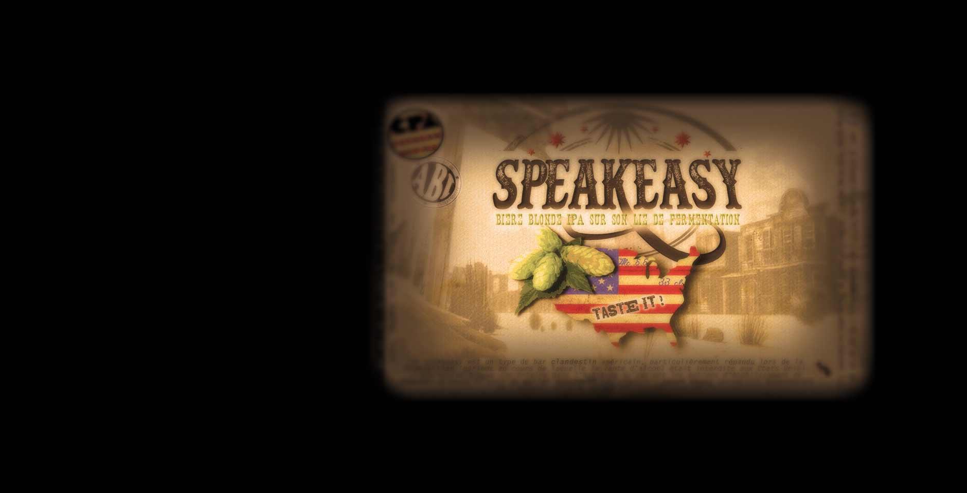 Speakesy label